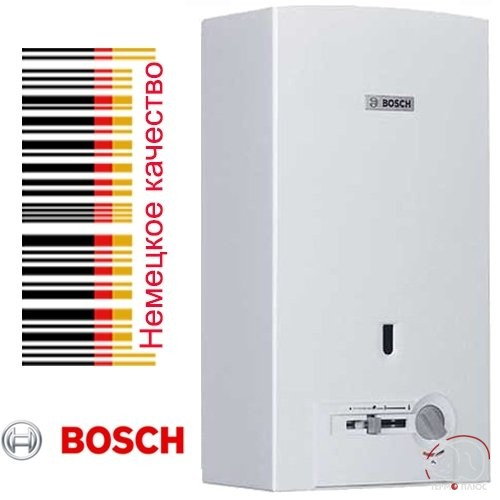газовая колонка Bosch Wr 13-2p инструкция - фото 4